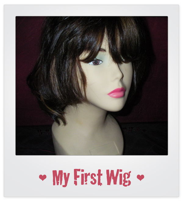 My First Wig One Wig Stand