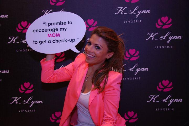 "K-Lynn's ""Taking the K-Lynn Pledge"" Campaign"