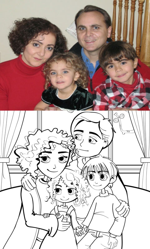 SmithFamily-PhotoIllustration